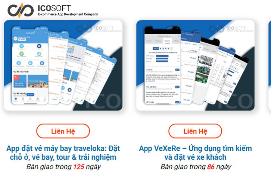 Thiết kế app du lịch đà nẵng