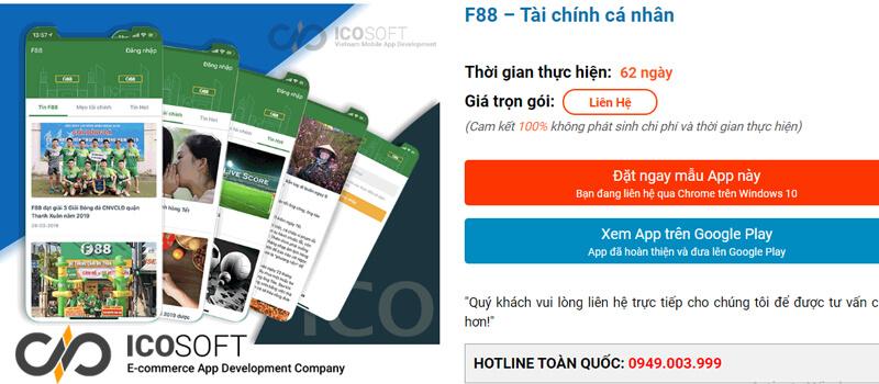 viết app bán hàng đà nẵng