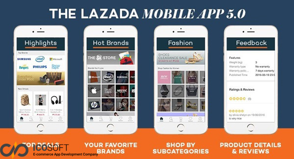 Viết app bán hàng hà nội